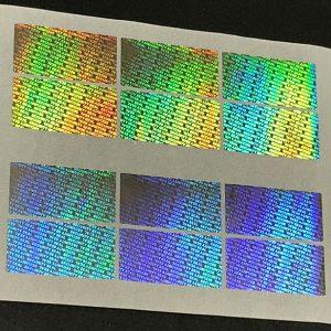 nagy hologram matrica